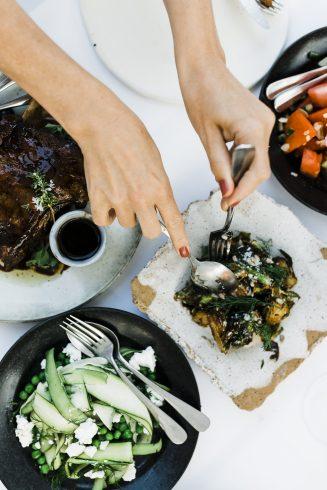 Share plate menu