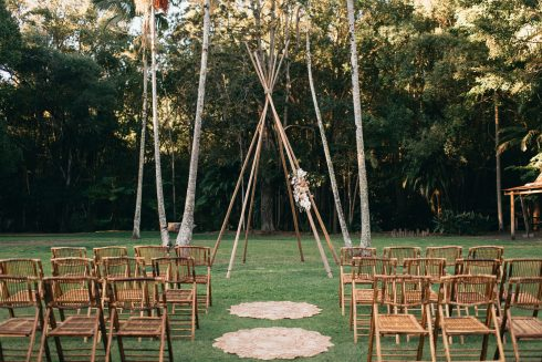 The Acre Ceremony Location