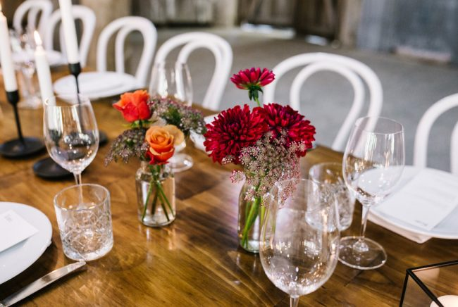The Acre styled shoot