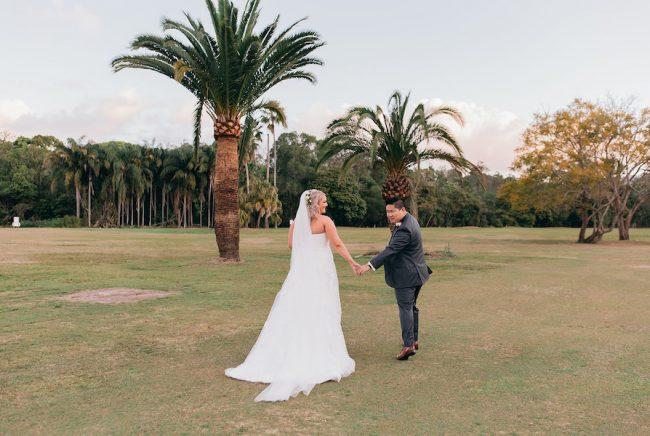 TONI + BEN > REAL WEDDING