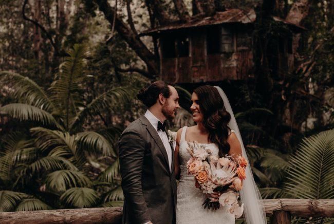 TYHLA + MATT > REAL WEDDING